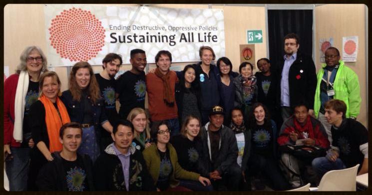 BSAC at Paris Climate Talks