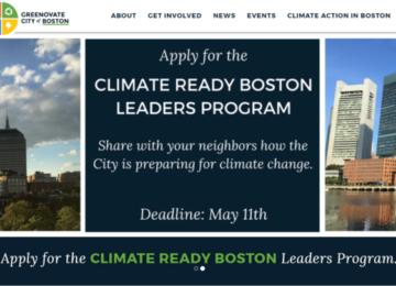 climate ready boston