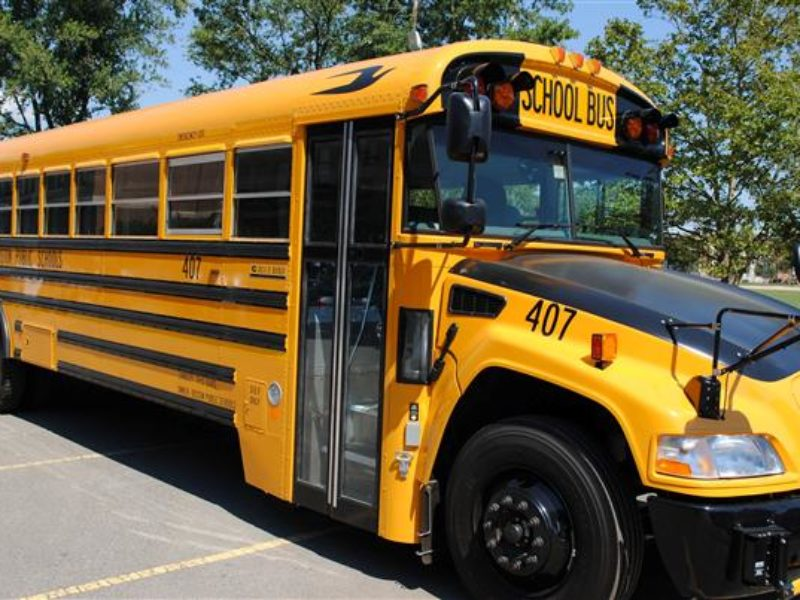 BPS School Bus