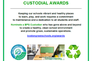 2018 Healthy & Sustainable Custodial Awards