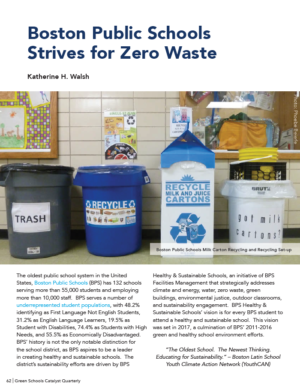 Zero Waste article cover