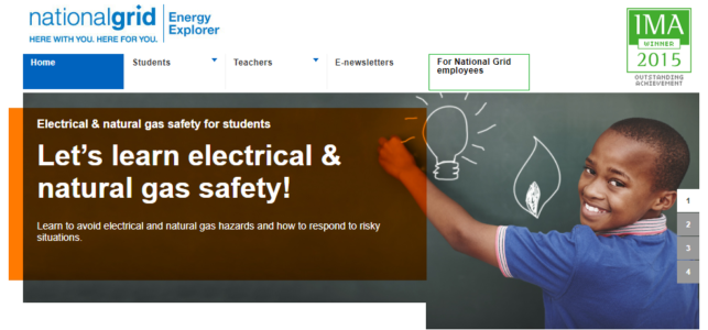 National Grid in schools