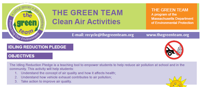 Clean Air Activities